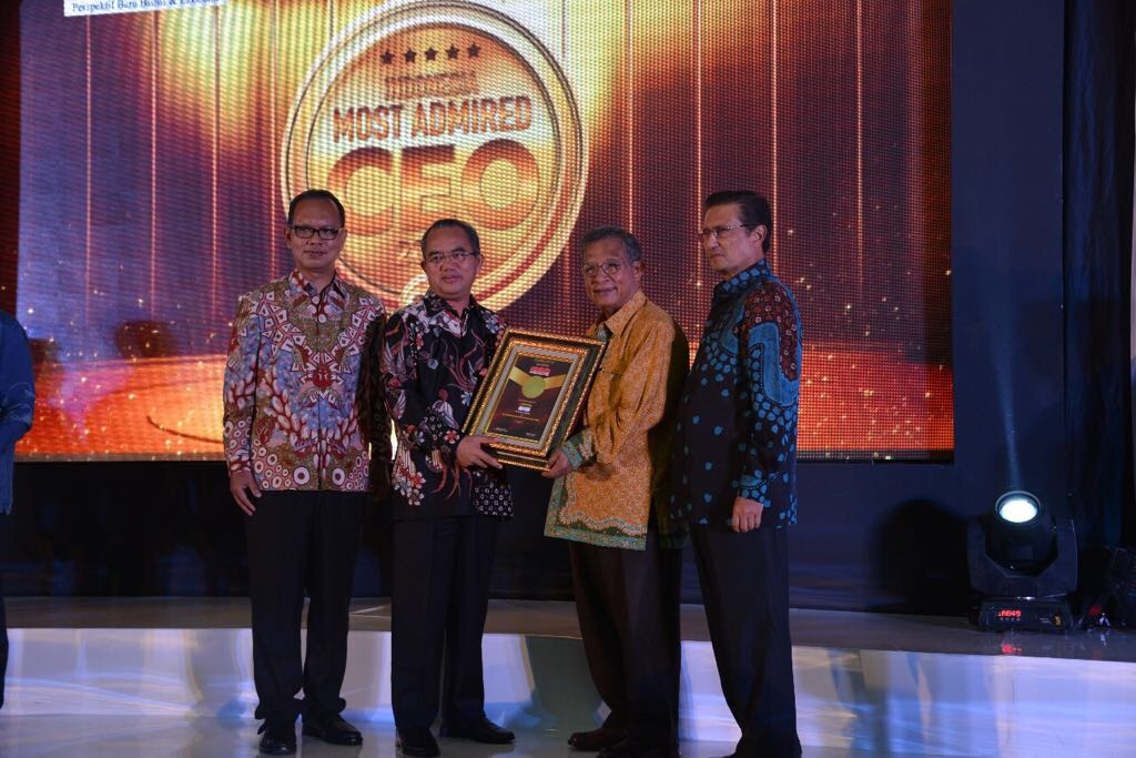 Indonesia Most Admired CEO 2017