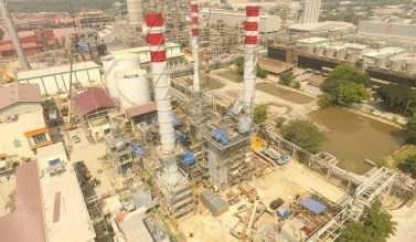 PT.PP Project - Gresik Gas Corgeneration Plant