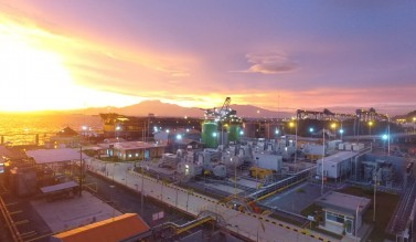 PT PP Projects - PLTG Lampung 100 MW