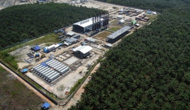PT PP Projects - PLTMG Duri 100 MW