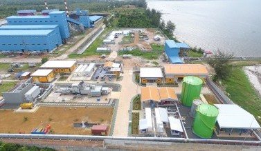 PT PP Projects - PLTG Belitung 25 MW