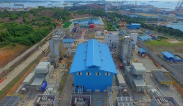 PT PP Projects - PLTGU Tanjung Uncang 120 MW