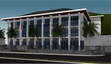 PT.PP Project - Bank Indonesia Provinsi Papua